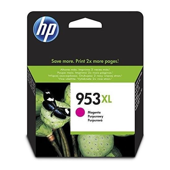 HP 953XL Macenta Mürekkep Kartuş F6U17AE