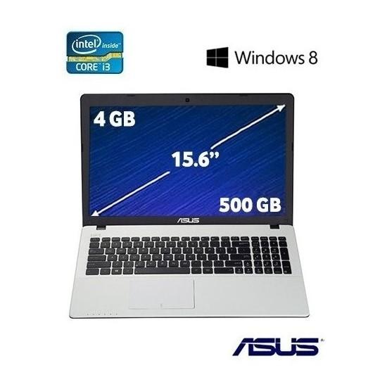 "Asus X552CL-SX019H Intel Core i3 3217U 1.8GHz 4GB 500GB 15.6"" Taşınabilir Bilgisayar"