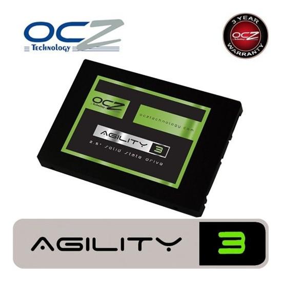 Ocz Agility 3 120GB SSD AGT3-25SAT3-120G