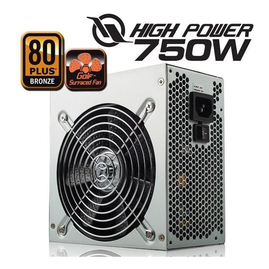High Power Element Bronze 750W 80Plus Bronze Power Supply (HPC-750-B12S)