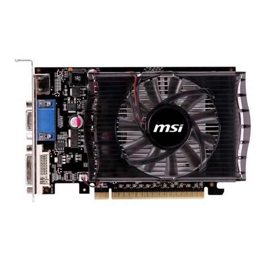 MSI NVIDIA GeForce GT 730 2GD3V2 2GB 128 bit DDR3 DX(12) PCI-E 2.0 Ekran Kartı ( N730-2GD3V2 )