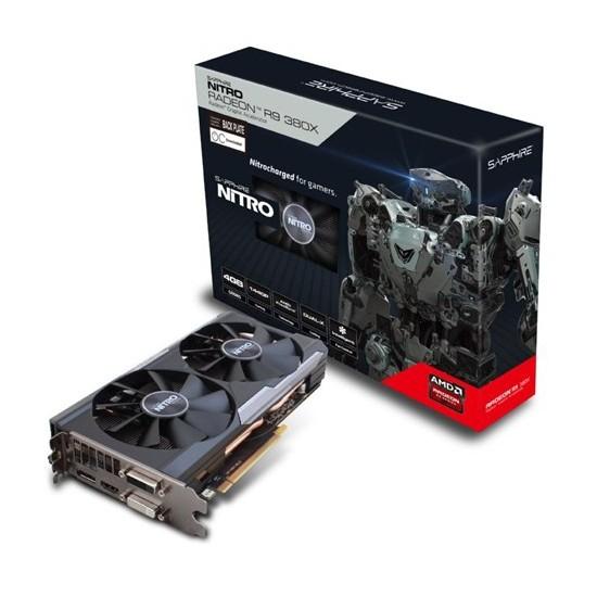 Sapphire Amd Radeon R9 380X OC Nitro Dual-X 4GB 256Bit GDDR5 (DX12) PCI-E 3.0 Ekran Kartı (11250-01-20G)