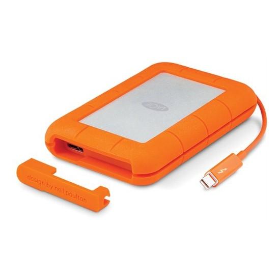 Lacie 2TB Thunderbolt USB3.0 Taşınabilir Disk