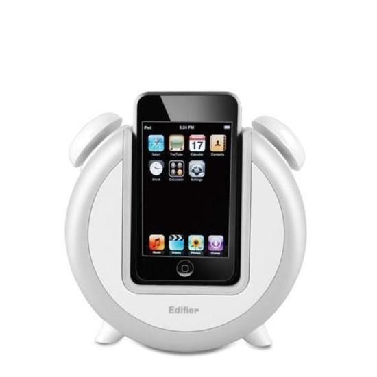 Edifier IF200 Plus Alarmlı iPod/iPhone Beyaz Speaker