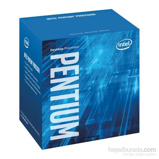 Intel Skylake Pentium G4400 3.3GHz 3Mb Cache LGA1151 İşlemci