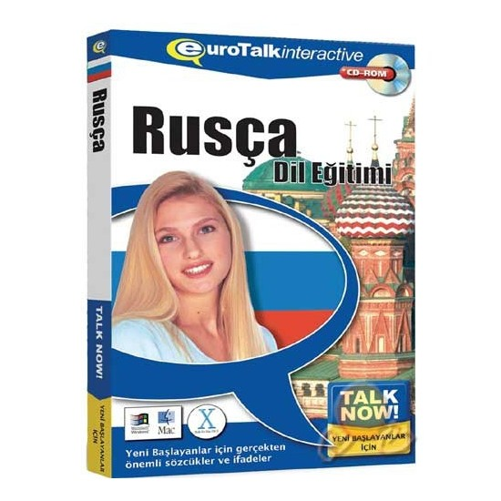 Learn Russian Talk Now Beginners-rus Dili