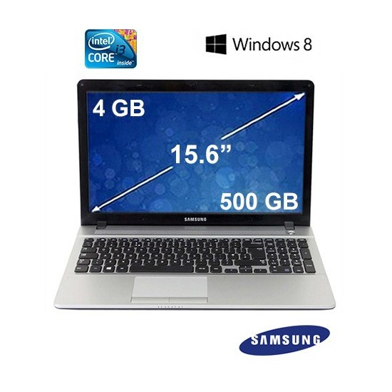 "Samsung ATIV Book NP300E5E-S02TR Intel Core i3 3120M 2.5GHz 4GB 500GB 15.6"" Taşınabilir Bilgisayar"