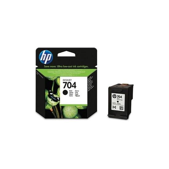 HP 704 Deskjet 2060 Siyah Kartuş CN692AE / CN692A
