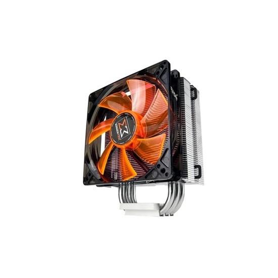 Xigmatek Red Scorpion Iı Sd1283 İntel/Amd Cpu Fan