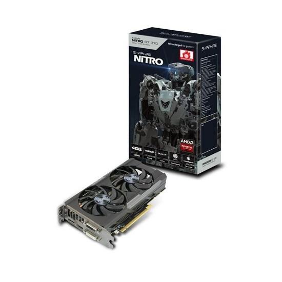 Sapphire Amd Radeon R7 370 Nitro Dual-X OC 4GB 256Bit GDDR5 (DX12) PCI-E 3.0 Ekran Kartı (11240-04-20G)