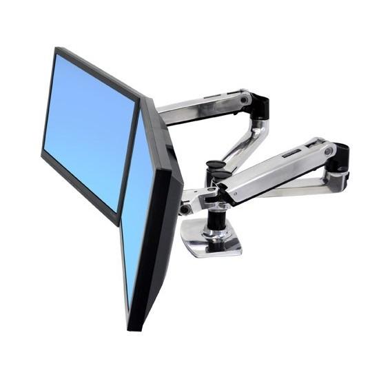 Ergotron LX Serisi Çift LCD Monitör Kolu – ERG45245026