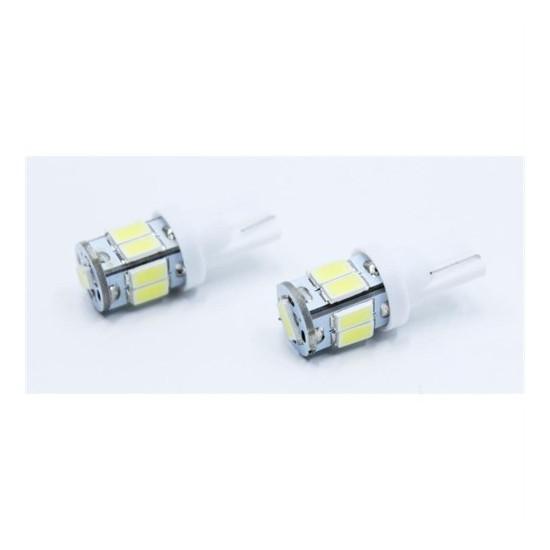 ModaCar T10 Model 9 Beyaz Samsung Ledli Park Ampülü 423801