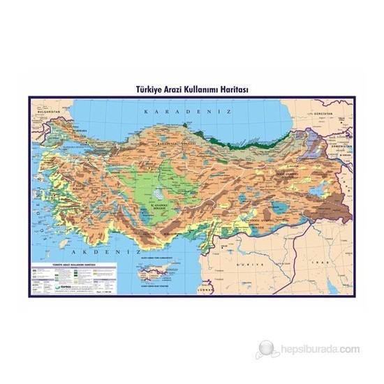 Türkiye Arazi Kullanımı Haritası