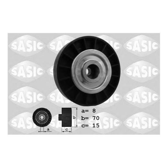 Aba 25209906 Gergı Rulmanı (Renault: Clıo-Kangoo 1.4-1.6 98-) --