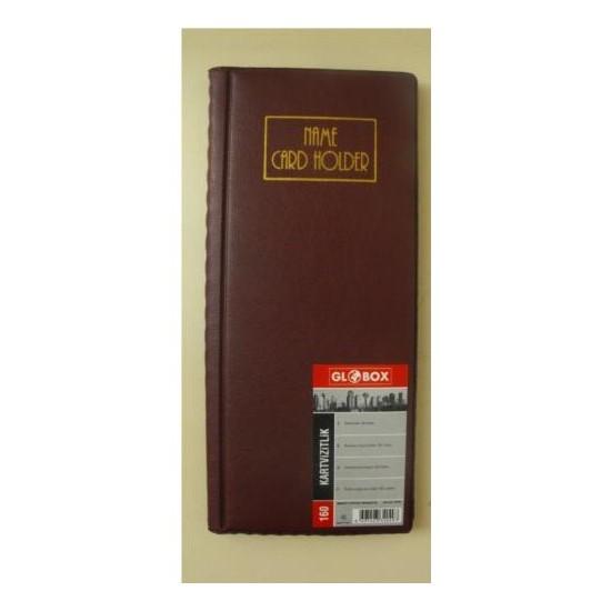 Globox 160 kartlı Kartvizit Albümü (34049)