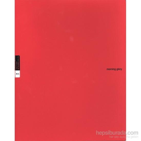 Morning Glory 50200-63001 20'Li Sunum Dosyası Kırmızı