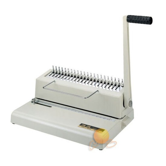 Tata E-bind Plastik Spiral Cilt Makinesi (159 03 0103)