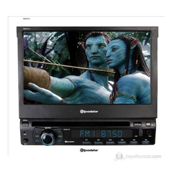 """Roadstar RD - 8410N 7"""" Dokunmatik Ekran Navigasyonlu Multimedya Görüntü Sistemi"""