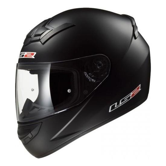 Ls2 Ff352 Siyah Motosiklet Kask