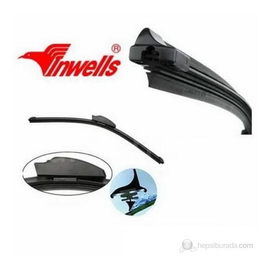Inwells 35 Cm Banana Model Silecek Süpürgesi