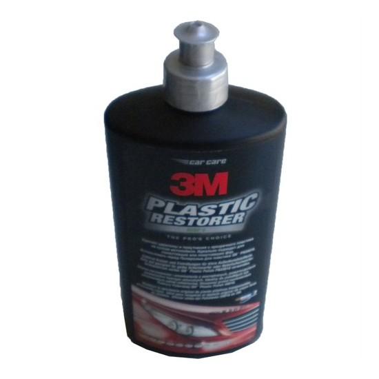 3M Plastik (Far) Yenileme- Restorer-500 ml (59015) 20170 step1