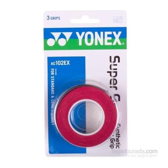 Yonex Ac102 3 Lü Badminton Raket Gripi