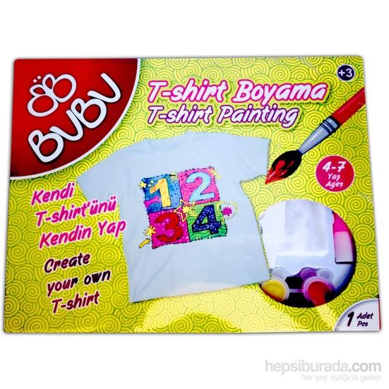 Bu Bu T Shirt Boyama 7 10 Yas Bubu Tb0002 Fiyati