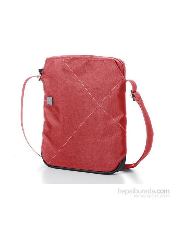 Lexon Urban Omuz Askılı Tablet Çantası - Kırmızı