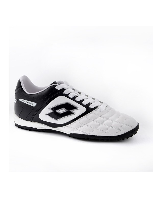 Lotto Stadio Tf Çocuk Beyaz Halı Saha Ayakkabısı (N8609)