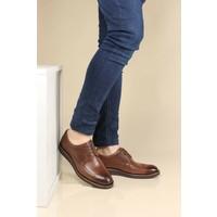 Fast Step Hakiki Deri Erkek Klasik Ayakkabı 095Ma4051-1