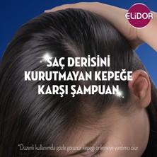 Elidor Superblend 2'si 1 Arada Sampuan ve Saç Bakım Kremi Kepeğe Karşı Etkili 650 ML