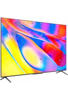 TCL 50C725 50'' 126 Ekran Dahili Uydu Alıcılı 4K Android QLED TV