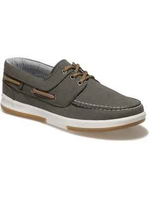 Dockers 226535 Erkek Marin Ayakkabı Haki