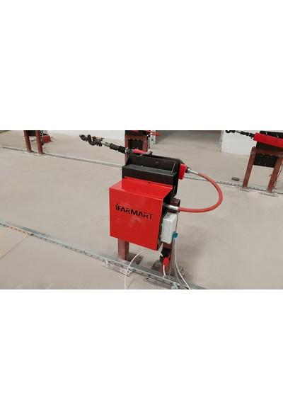 Farmart BSA55PN+D Kuru Defne Yaprağı Silkeleme Makinası (Elektrikli)