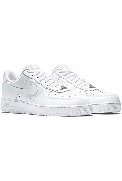 Nike Air Force 1 Beyaz Spor Ayakkabı