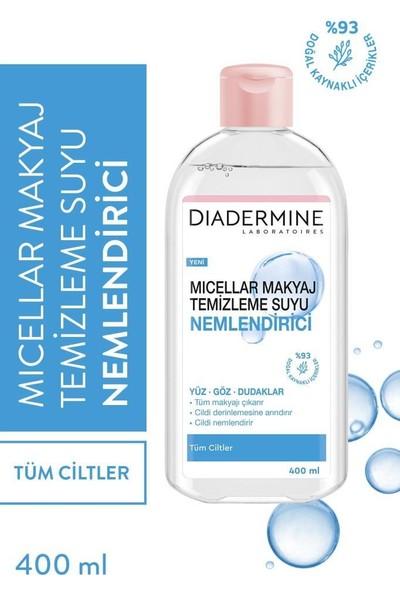 Diadermine Micellar Kusursuz Makyaj Temizleme Suyu Nemlendirici 400 ml