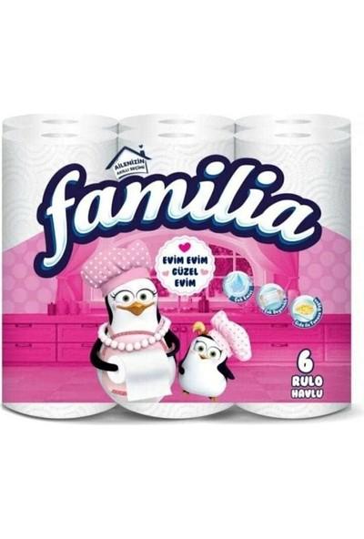 Familia Güzel Evim Kağıt Havlu 6'lı