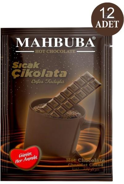 Mahbuba Sıcak çikolata Mutlu Hisset 12x20gr