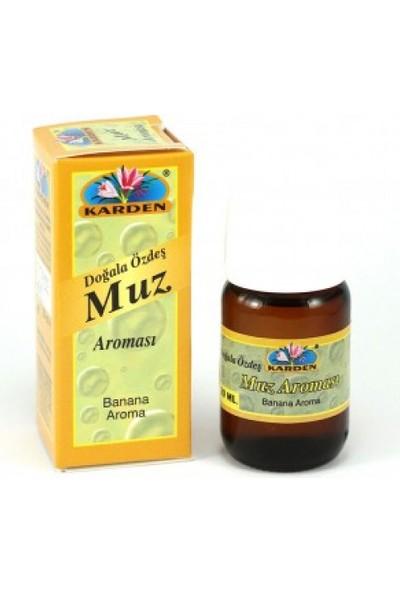 Karden Muz Aroması 20 ml