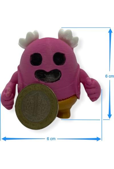 Dalyan Spike Pink Oyuncak Figür Brawl Stars