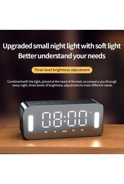 Aoz Taşınabilir Kablosuz Bluetooth Hoparlör 5 W - Altın Gül (Yurt Dışından)