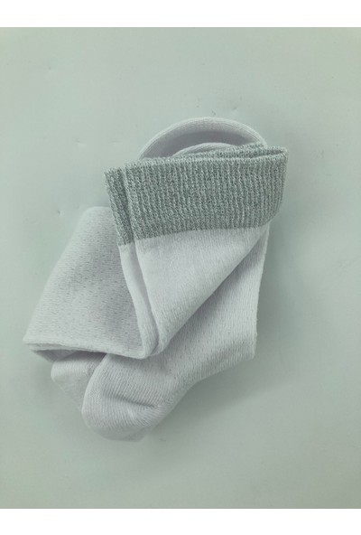 Semoor Çorap ve Tekstil Sim Lastikli Golf Kız Okul Çorabı 4319-01