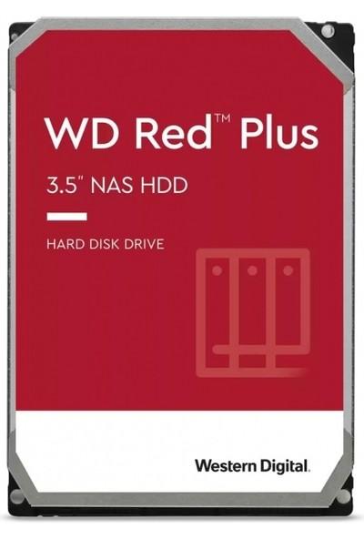 WD Red Plus 14TB 7200RPM 7/24 Nas SATA 3.0 Harddisk WD140EFGX