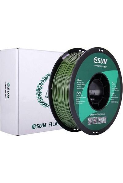eSUN Pla+ Yağ Yeşili 1,75 mm 3b Yazıcı Filament