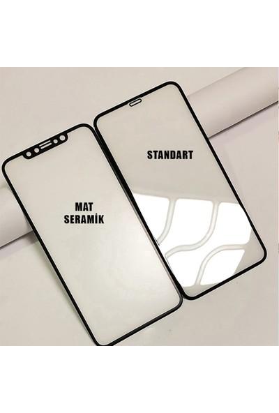 Case Markt Samsung Galaxy A30S Mat Seramik Esnek Ekran Koruyucu Film