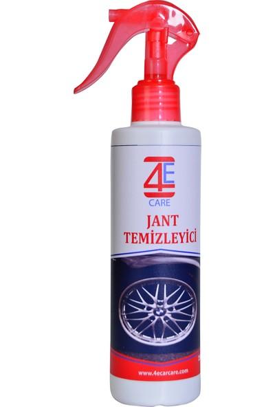 4E Jant Temizleyici ve Parlatıcı 250 ml