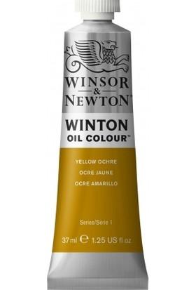 Winsor & Newton Winsor Newton Winton Yağlı Boya 37 ml 744 Hardal Sarısı 44