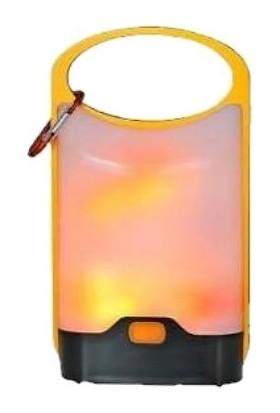 Proware Kamp Lambası Alev Efektli Kancalı 10 LED