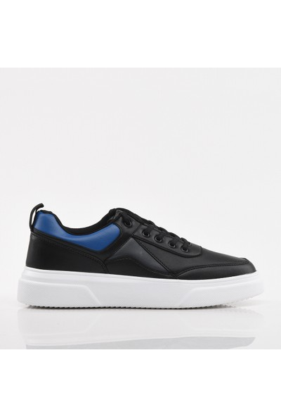 YAYA BY HOTİÇ 02AYY203610A100 Siyah Erkek Ayakkabı