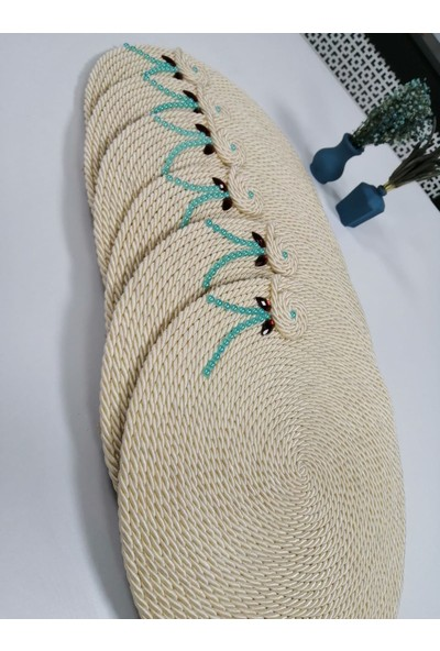 Maysa Amerikan Servis Kordon İp Supla 32 cm